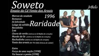 Soweto Cd Completo Ensaio Raro 1996 JrBelo