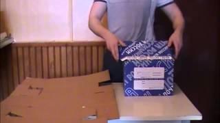 видео коробки посылочные