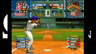 MLB Slugfest 2003 (Multiplayer/Gamecube) Episode 5 - Old Randy Johnson