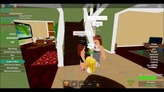 PLAYING ROBLOX (RAISE AND ADOPT A CUTE KID)