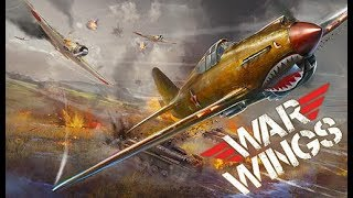War wings || NewGame review || Game mobile || Games free