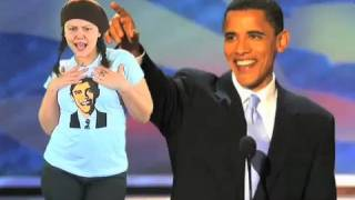 How-to Make Obama Gear (with Obama Girl!) -- ThreadBanger