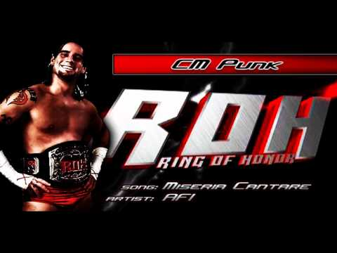 CM Punk ROH Theme *Arena Effect* (w/ Download Link)