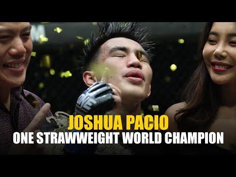 ONE Feature | Joshua Pacio Driven To Inspire