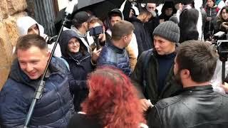 Первый в очереди за iPhone порвал талон  за полмиллиона рублей