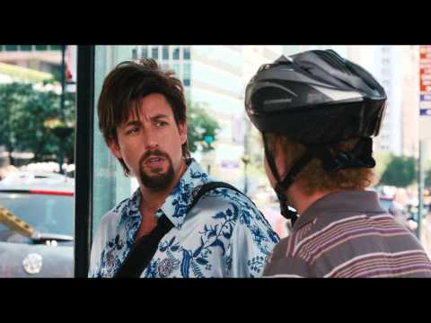 You Don't Mess With The Zohan (VF) - Trailer poster