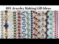 DIY jewelry making gift ideas. Beading patterns.