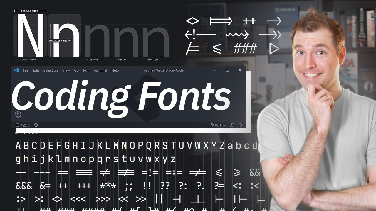Programming Fonts Developers Should Use For Coding