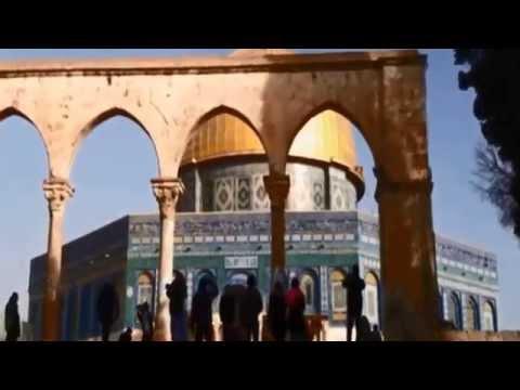 Temple Mount And Foundation Stone Even haShetiya
