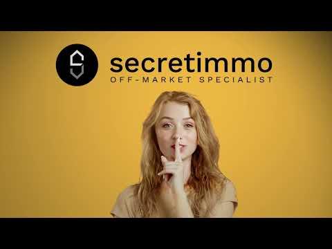 Secretimmo, agence immobilière off-market au Luxembourg.
