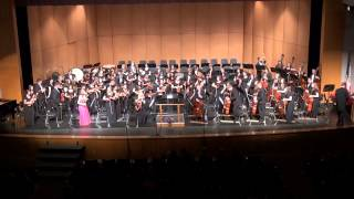 Linn-Mar High School Concert Orchestra - May 14, 2013