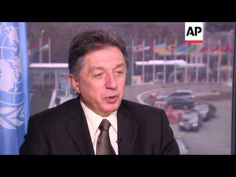 """Ukraine's UN Ambassador Yuriy Sergeyev said there are still """"a couple of days"""" left to bring Russia"""