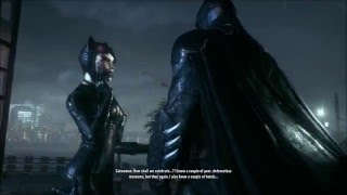 Catwoman, Master of Flirting