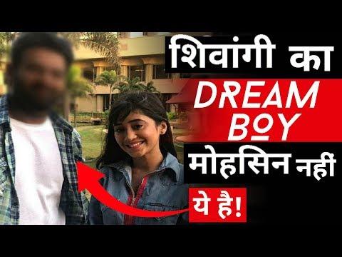Not Mohsin Khan ; but this actor is Shivangi Joshi's DREAM BOY !