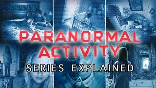 PARANORMAL ACTIVITY Series (16) Explained