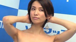 戸田れい『レイパン』発売記念イベント/2015.8.23 戸田れい 動画 22