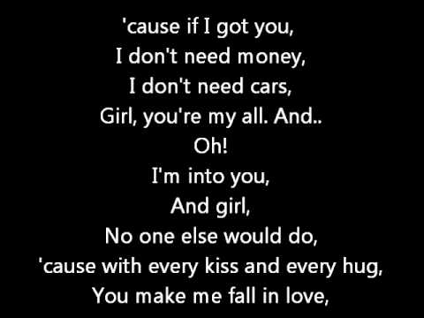 Chris Brown - With you (Lyrics on screen) karaoke ...
