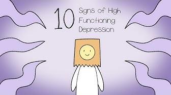 hqdefault - 10 Signs Of Depression List