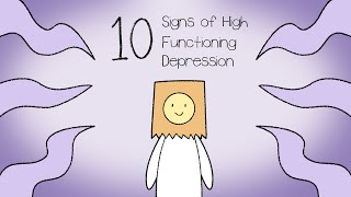 10 Signs of High Functioning Depression