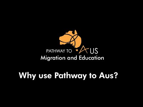 Why use Pathway to Aus - Education Agency