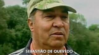 Fantastico 05-06-11 - Ganhador da Mega-Sena diz que foi vítima de armação.