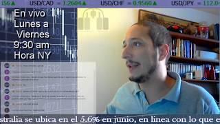 Punto 9 - Noticias Forex del 20 de Julio 2017
