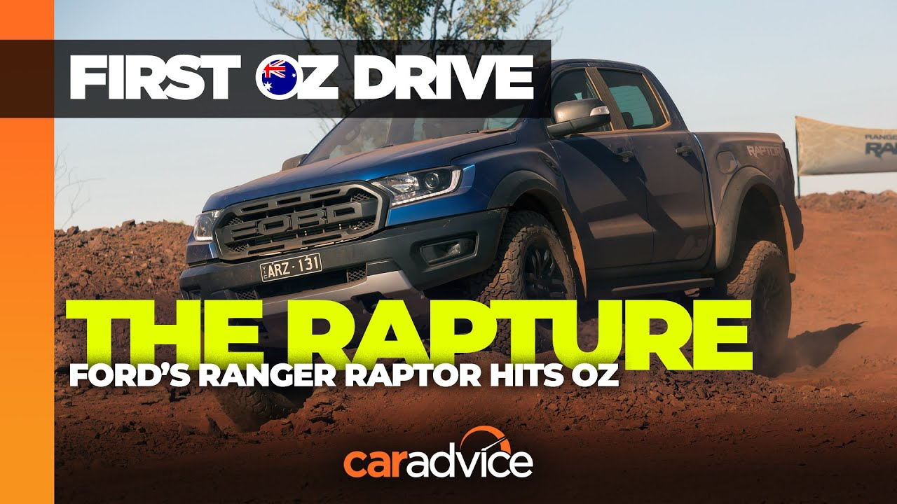 2019 Ford Ranger Raptor review - YouTube