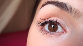 How To Prevent Your Mascara From Smudging & Concealer From Creasing!