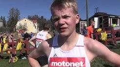 SM-Maastot 2016, Vöyri – M15-voittaja Eemil Helander