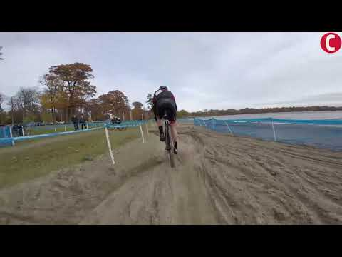 Silver Goose Pan Am cyclocross champs: From the back of the pack