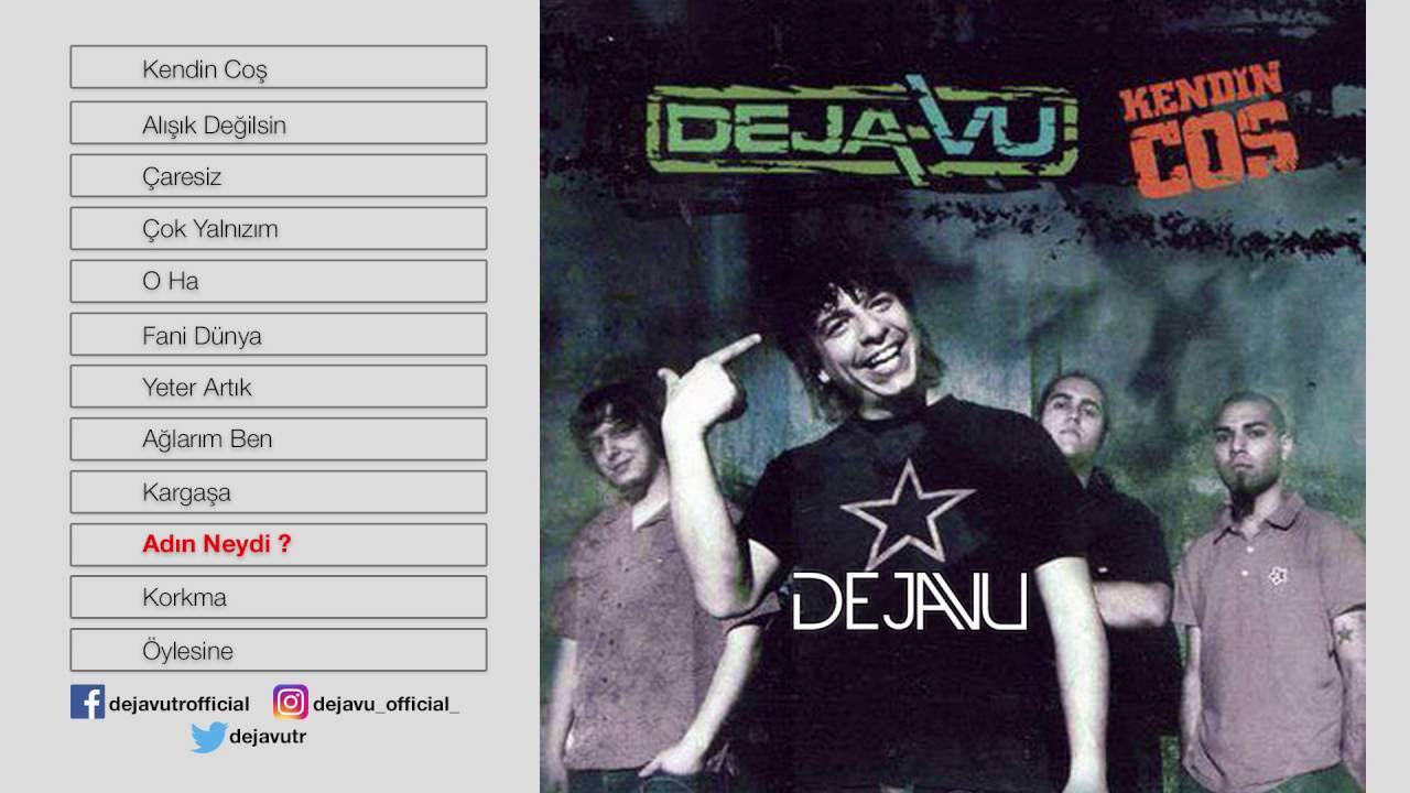 DEJAVU | Kargaşa (Official Audio)