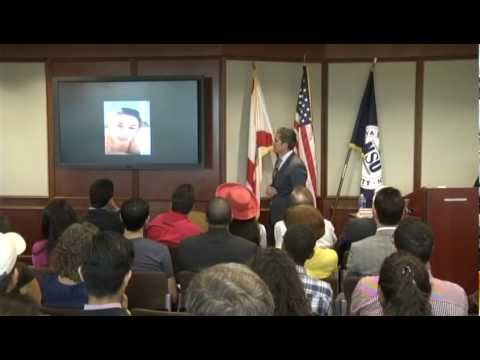 Distinguished Lecture Series - Grant Cardone - January 29, 2013