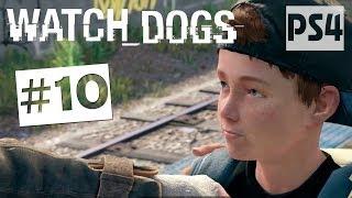 Watch Dogs прохождение PS4 - Часть #10 ✔ Держись, Малыш