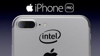 iPhone 7 на INTEL?