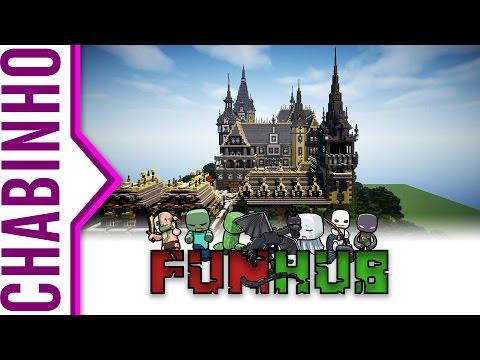 【Szerverbemutató】FunHub - SilverClaw / Fogócska Minigame