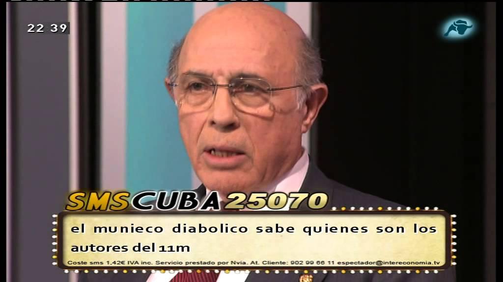 Titadyn  Antonio Iglesias 1  11 M  Intereconomía TV  03 12 2011