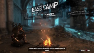 The Rise of the Tomb Raider Extreme Survival checkpoint 38.2