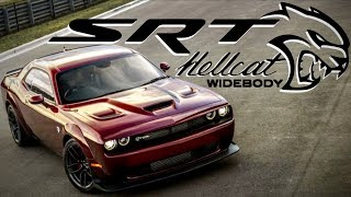 2018 Dodge Hellcat Widebody: AS GOOD AS THE DEMON? (Everything We Know + Widebody Charger News)