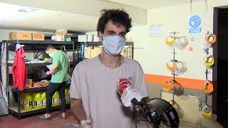 Misión Cebú lanza la iniciativa 'Material Coronavirus'
