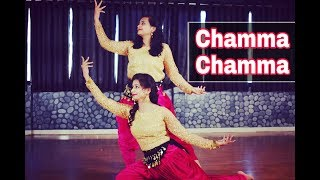 Chamma Chamma | Bollywood Dance Cover | Video Song | Fraud Saiyaan | Choreography Hiten Karosiya