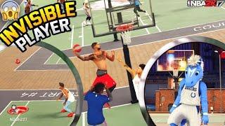 NBA 2K17 Mypark: Invisible Player Glitch vs. SS3 Mascot! Slasher Leaving Dead Bodies!