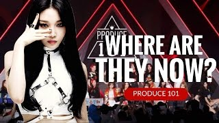 PRODUCE 101: where are they now? [PART 7]
