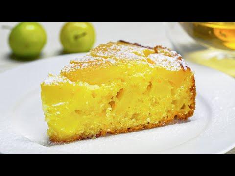 Шарлотка. Яблочный пирог. Рецепт от Всегда Вкусно!