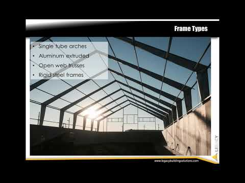 Advantages Of Today's Tension Fabric Structures
