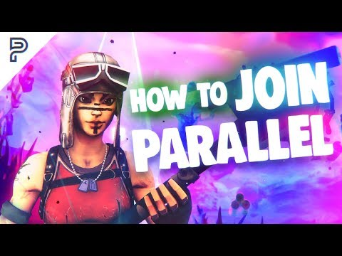 how to join parallel.
