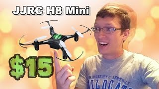 Amazing Cyclone Master RC Quadcopter JJRC H8 Mini Review - TheRcSaylors