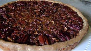 Chocolate Pecan Tart - Gluten Free Crust