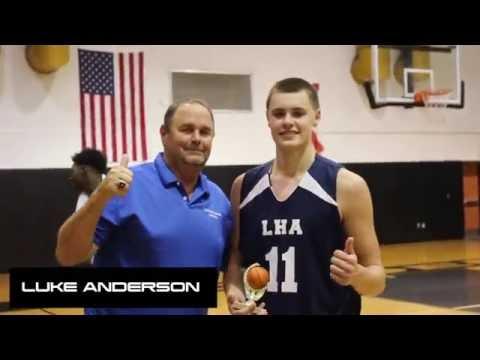 Luke Anderson   2016 FAHRO Statewide Tournament Tape!!!