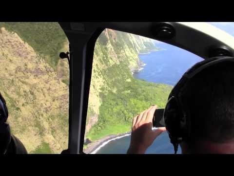Big Island of Hawaii Tour - Blue Hawaiian Helicopters   8-20-14