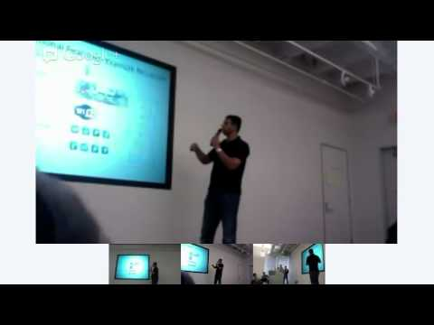 Startup Weekend Houston (Nov. 2012) - Final Pitches